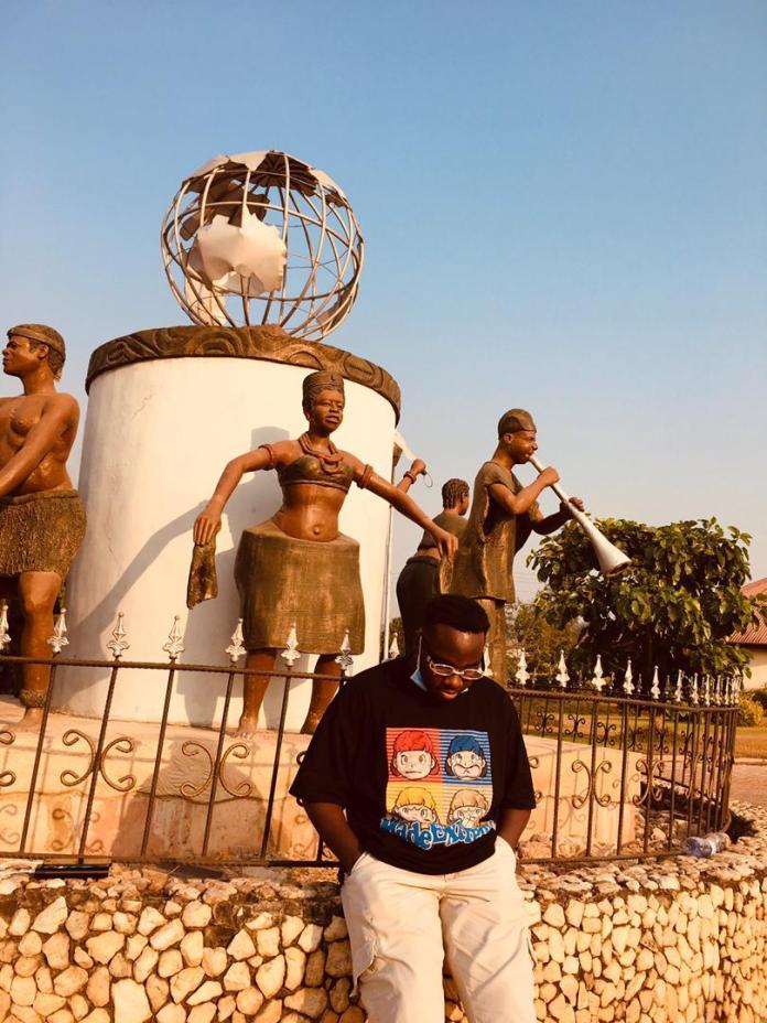 TEJULIVE a student of Obafemi Awolowo University
