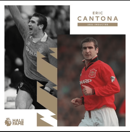 With eric cantona in the news, football journalist philippe auclair. Eric Cantona Inducted Into Premier League Hall Of Fame