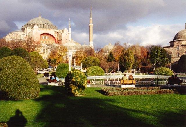 Hagia Sophia Museum, Istanbul, 2000
