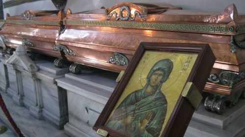 Greek Orthodox Patriarchate Martyred Saints