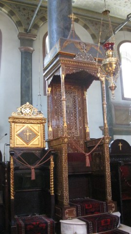 Greek Orthodox Patriarchate -Patriarch's Throne