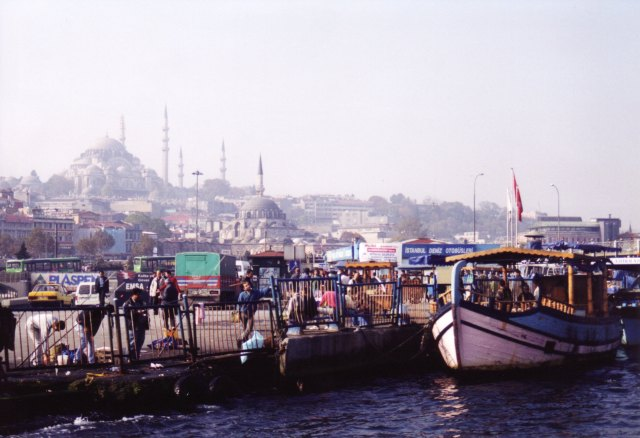 Read what Ara Guler has to say about Istanbul