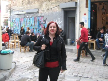 Come and explore the Taksim backstreets with me!