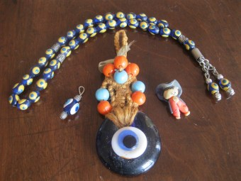 Can you match my evil eye collection?
