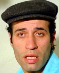 Kemal Sunal in his most famous role as Saban