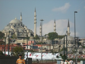Come explore the city of Istanbul!