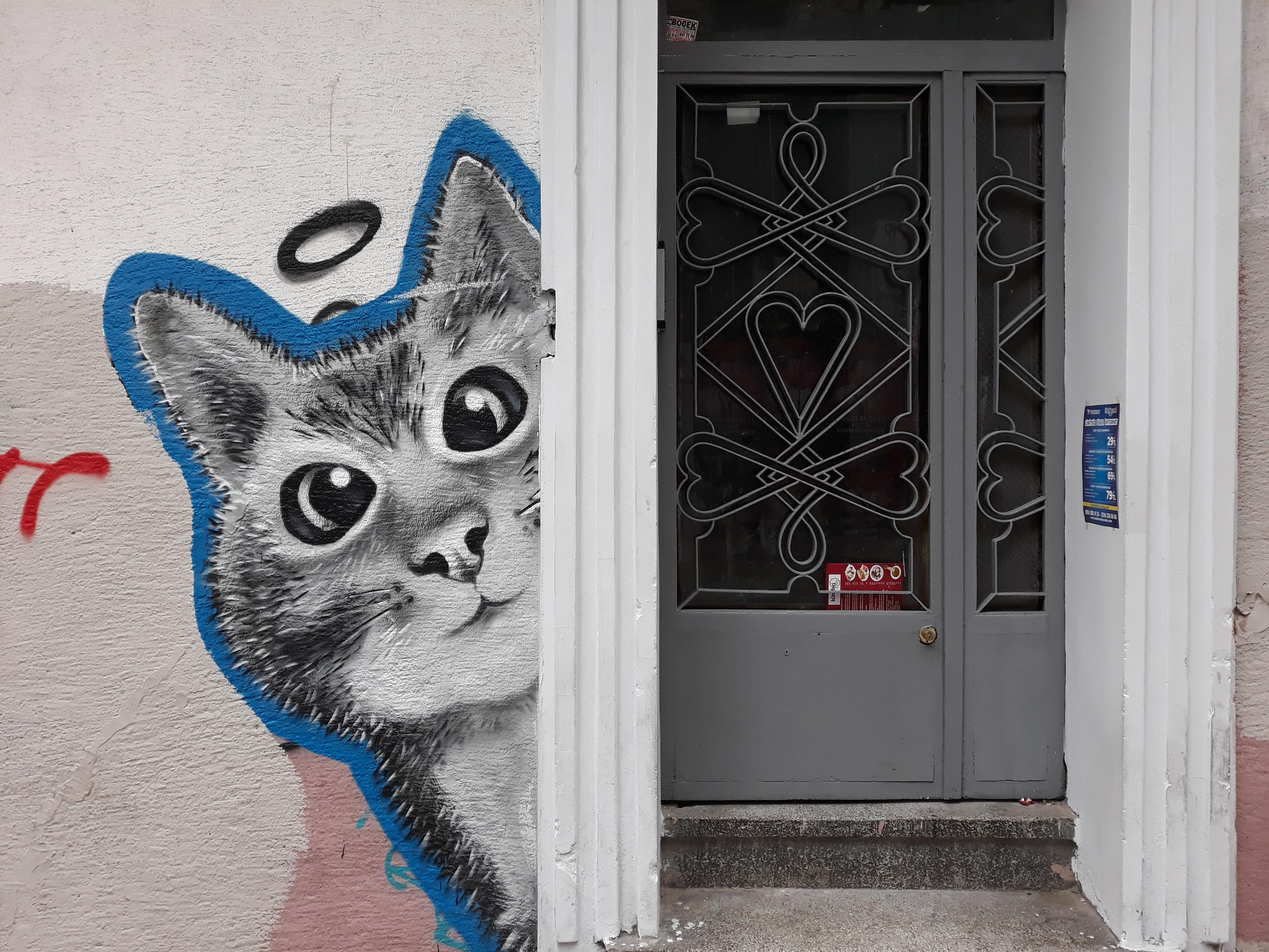 Prophet Muhammed, Cats & Istanbul - Inside Out In