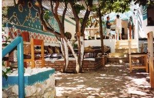 Часть садов гостиницы и ресторана «Сардунья», 2003 г.