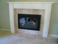 East Bellevue Fireplace Remodel