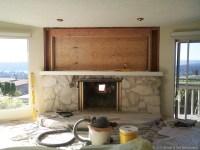 Best 18 Renovate Fireplace   Wallpaper Cool HD