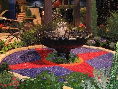 landscape glass products