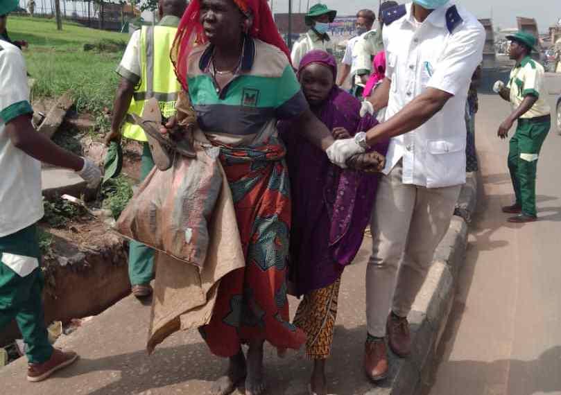 Oyo Govt Continues Evacuation Exercise, Evacuates 14 Mentally Ill, 86  Destitute   InsideOyo.com