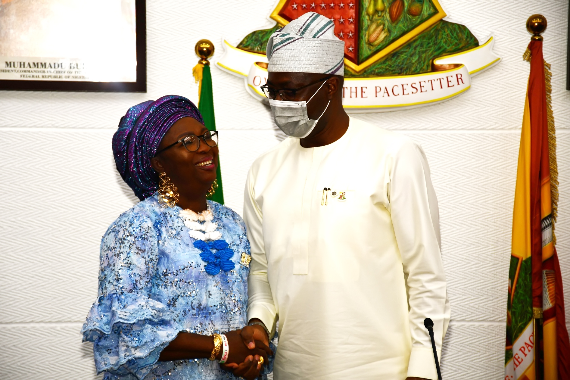 Governor Makinde swears in newly and re-appointed commissioners