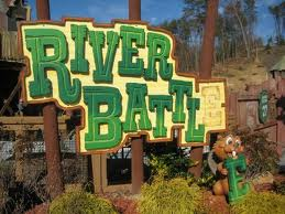 Dollywood's River Battle