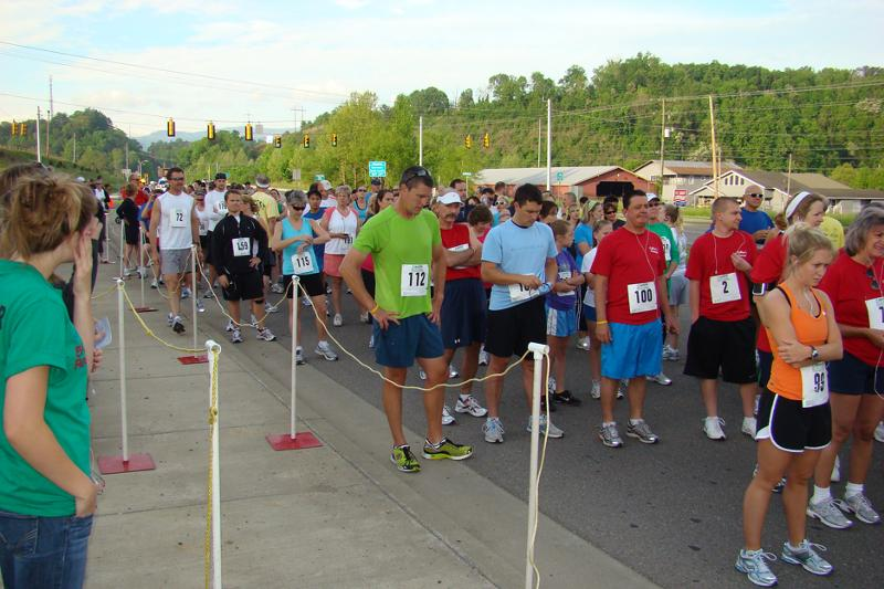 Love Running 5K's? Come to Pigeon Forge!