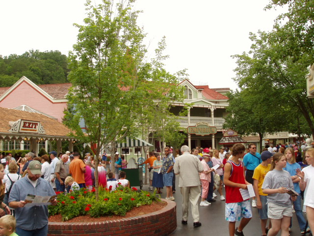 Record Year For Tourism in Pigeon Forge