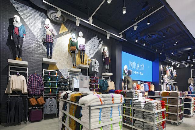 Dalziel & Pow, retail trends, trend tours, retail innovation, Primark Boston, future of retail, store design, visual merchandising, Primark,