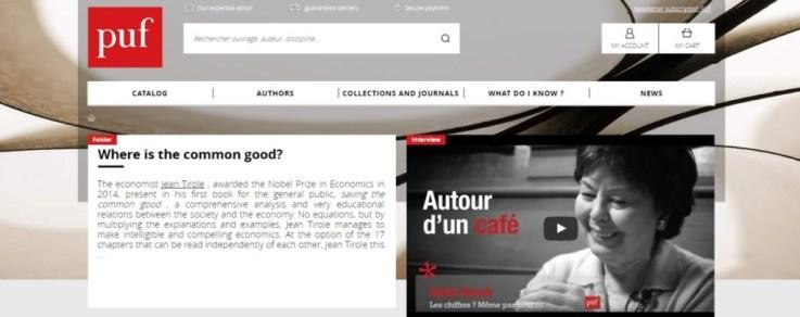 Image credit: Les Presses Universitaires de France (PUF)