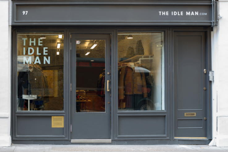 The Idle Man-Omnichannel