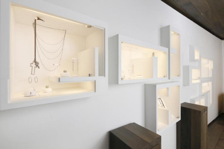 Physical Retail-Store Design