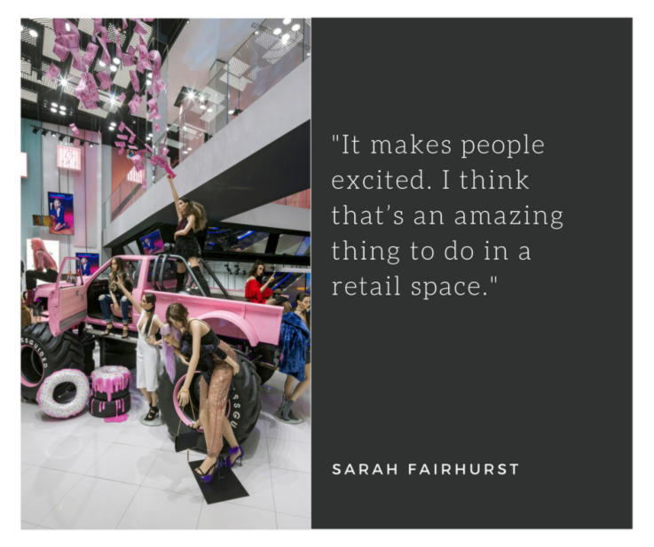 Sarah Fairhurst-Misguided