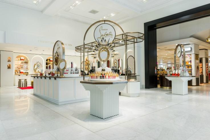 Christian Louboutin Selfridges store design