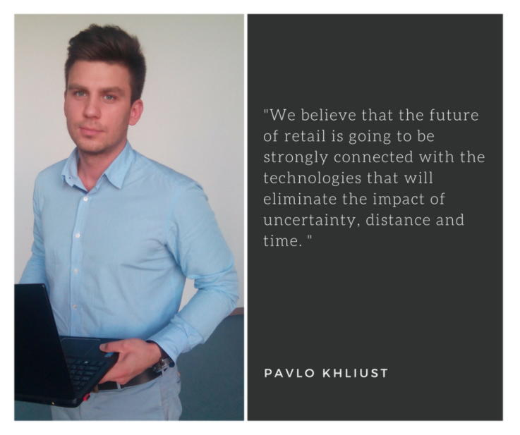 Omnichannel - Pavlo Khliust quote