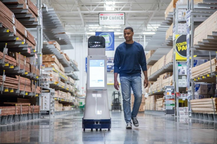 Retail Innovation - Robots in Retail