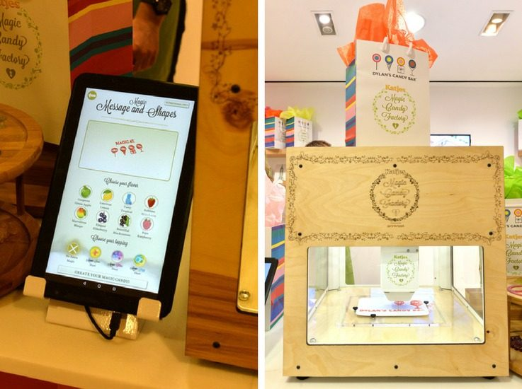 interactive retail exponential technology
