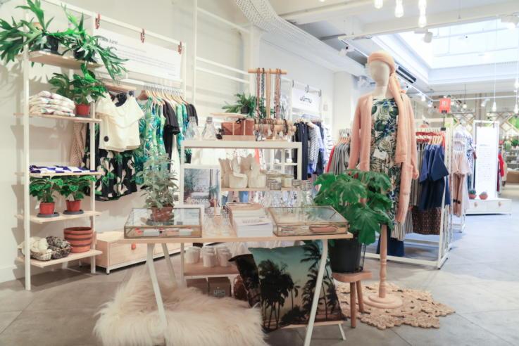 JUTTU - Retail Space Design