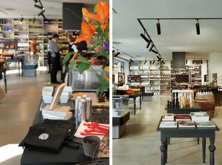 Kochhaus - Brick & Mortar Retail