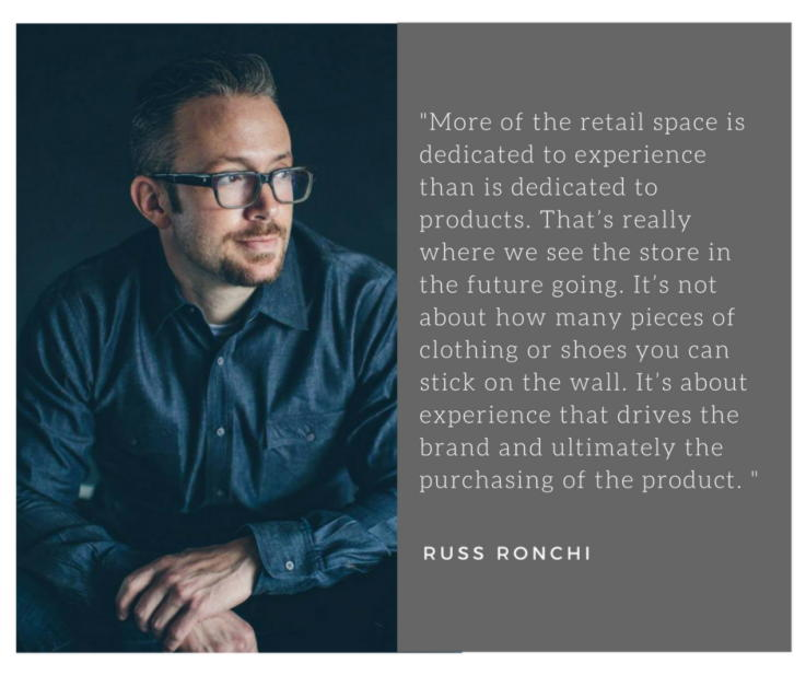 F3G - Russ Ronchi Quote
