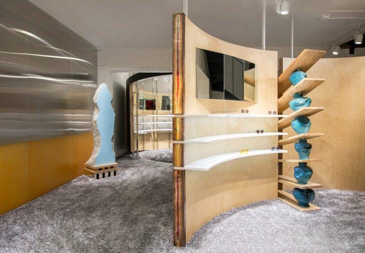 Gentle Monster Concept Store Retail Design