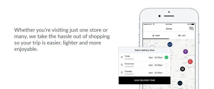 brick and mortar retail mobile