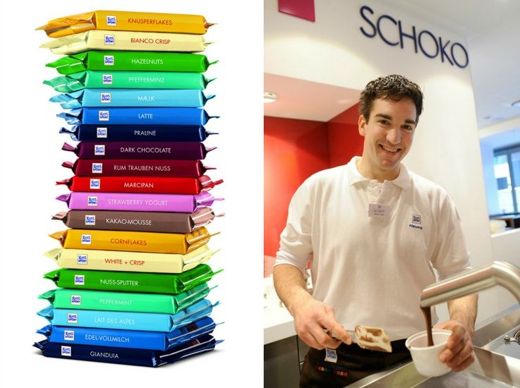 Ritter Sport - Experiential Retail