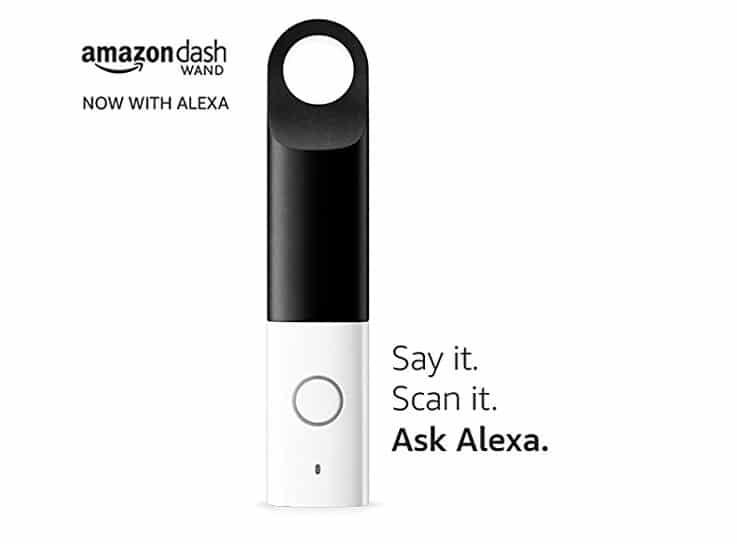 Amazon Dash Wand retail innovation