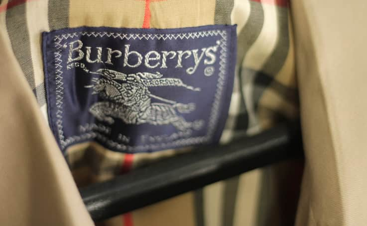 Burberry - Luxury Brand