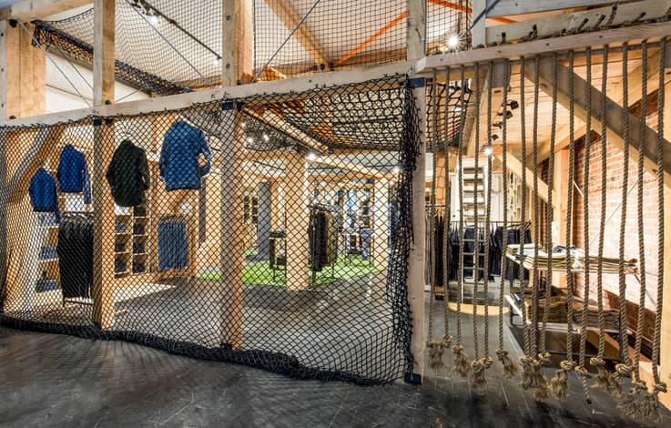 Dish & DUER - Physical Store