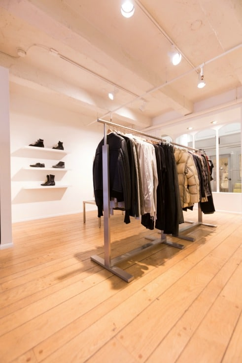 visual merchandising retail store The Abeyance