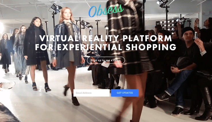 Obsess innovation retail startup