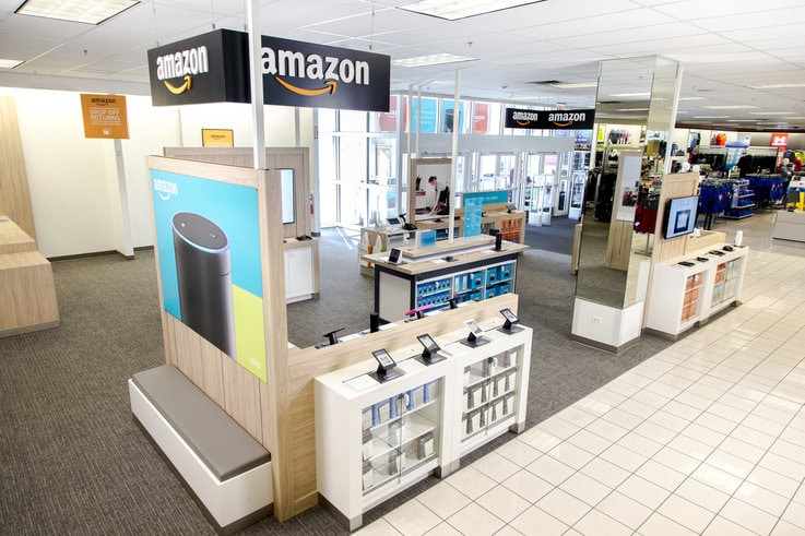 Amazon Smart Home Experience at Kohl's