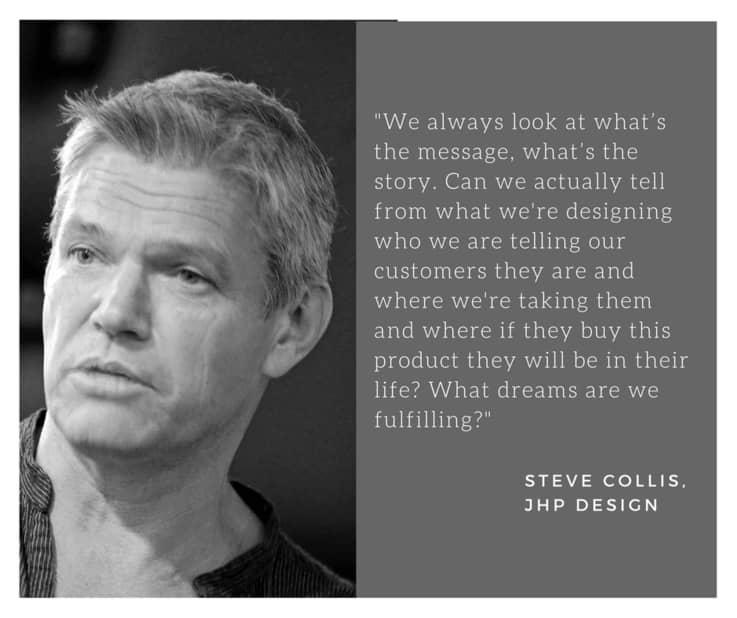 Steve Collis Quote