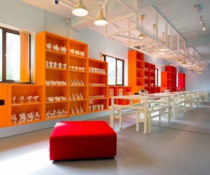 experiential retail store London