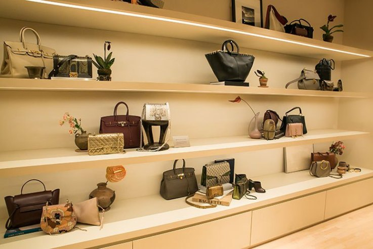 The RealReal luxury retail innovation
