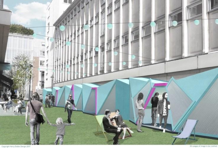 Bird Street smart street sustainable retail