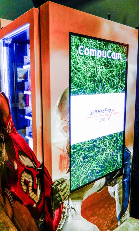 CompuCom self-healing store retail monitoring