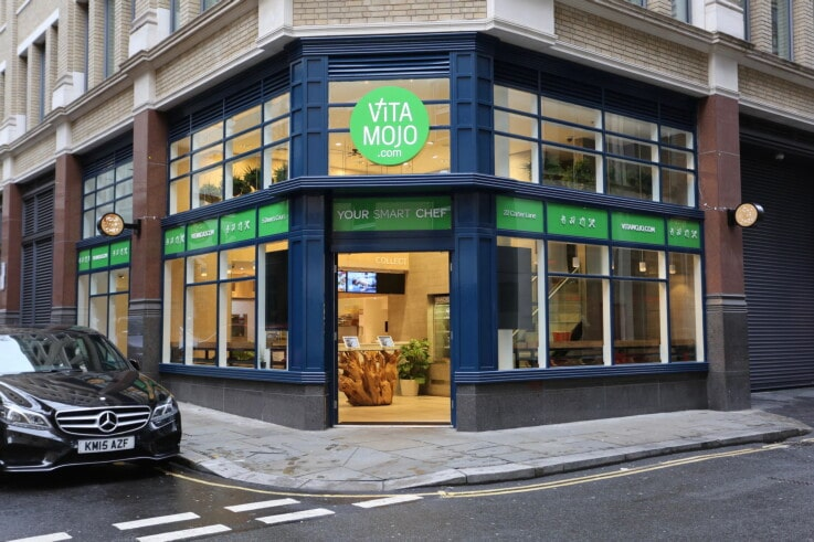 Vita Mojo - Food Retail