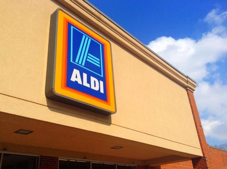 Aldi retail store sales