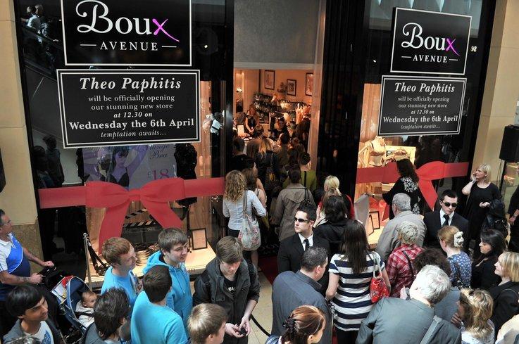 Boux Avenue retail store strategy