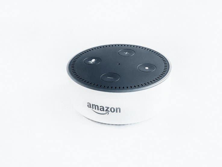 Amazon Alexa voice ordering